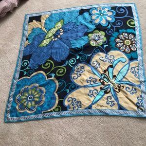 Vera Bradley silk scarf